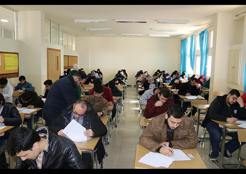 امتحانات الفصل الأول للعام الجامعي 1441-1442 هـ. / 2019-2020 م. في جامعة طرابلس (7/8)