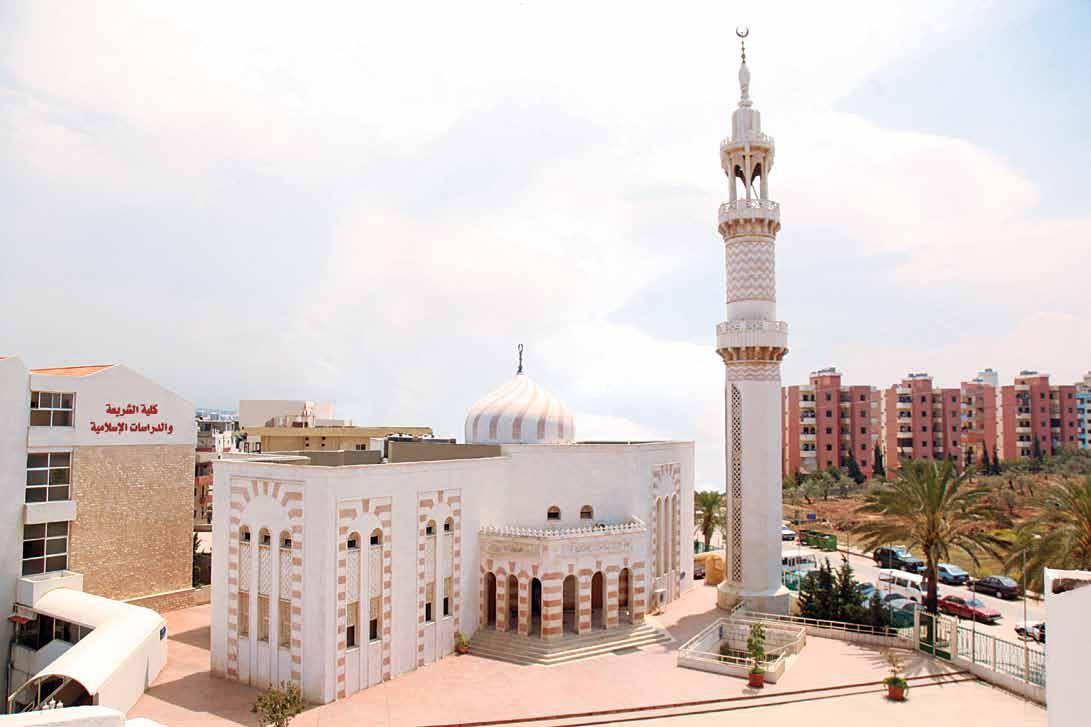 Mosque (1/4)