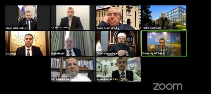 جامعة طرابلس تعقد مؤتمرها الدولي الأول للعلماء المصلحين (13/14)