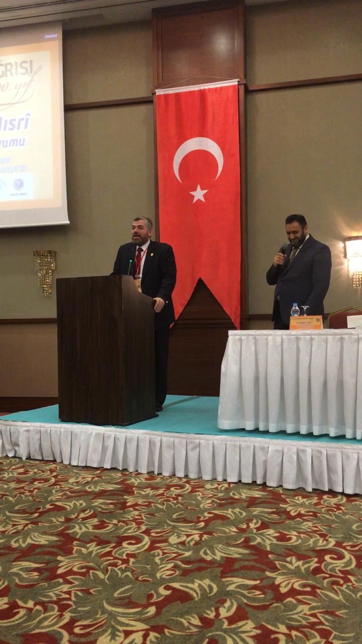 رئيس جامعة طرابلس مشاركا في المؤتمر الدولي لجامعة إينونو في تركيا وموقعا اتفاقية تعاون علمي وثقافي (1/2)
