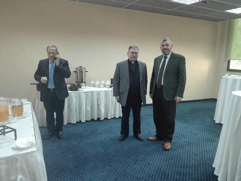 خلوة رؤساء الجامعات الأعضاء في رابطة جامعات لبنان  (7/9)