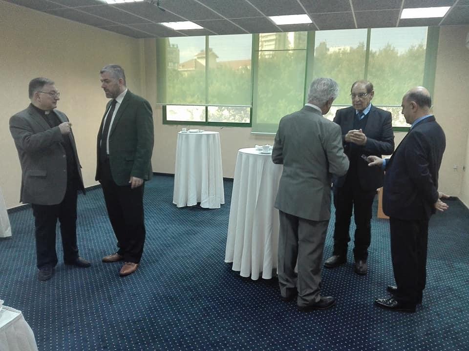 خلوة رؤساء الجامعات الأعضاء في رابطة جامعات لبنان  (9/9)