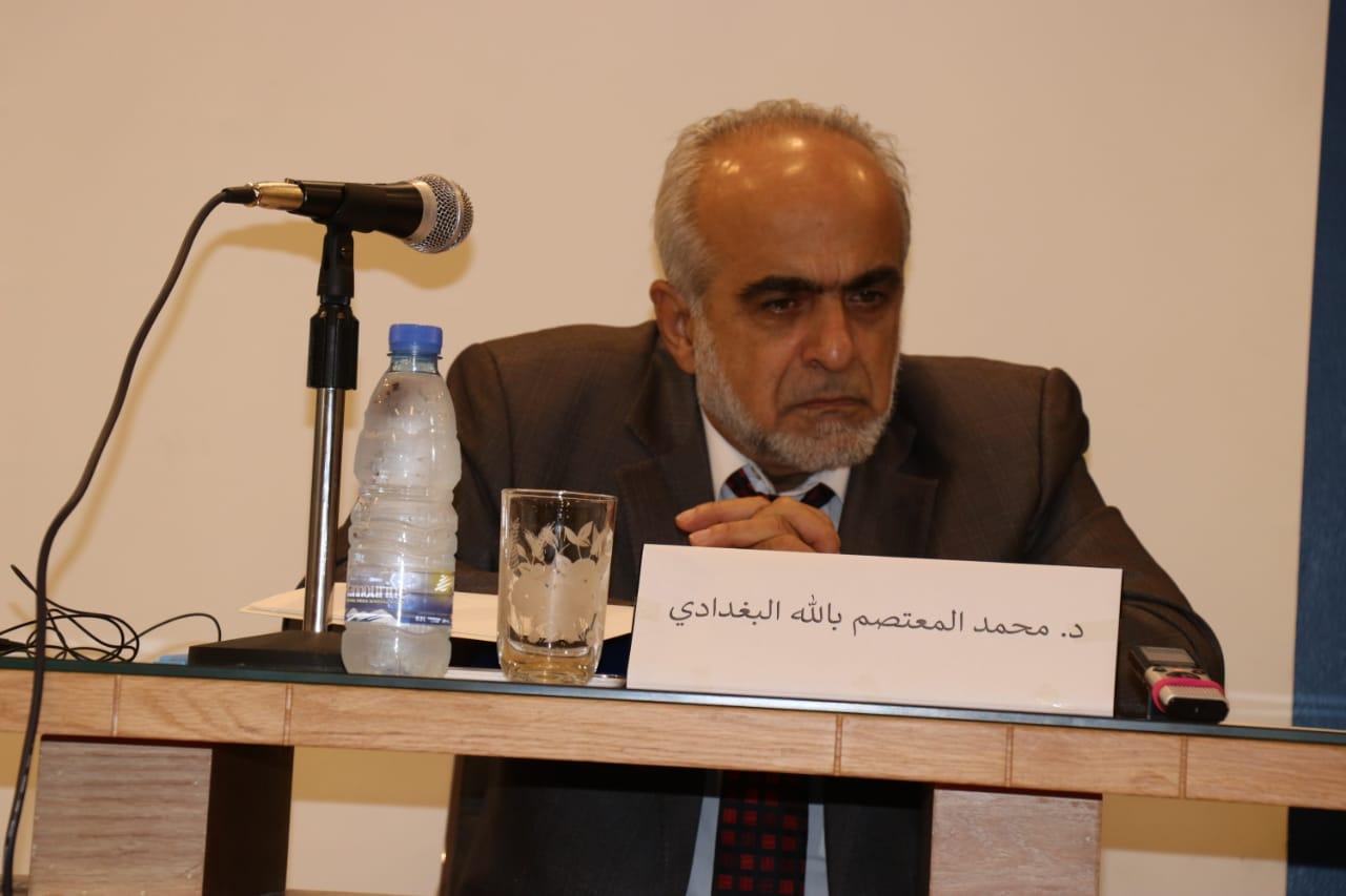 جامعة طرابلس تنظم الملتقى البحثي الأول في العقائد و الأديان (2/5)