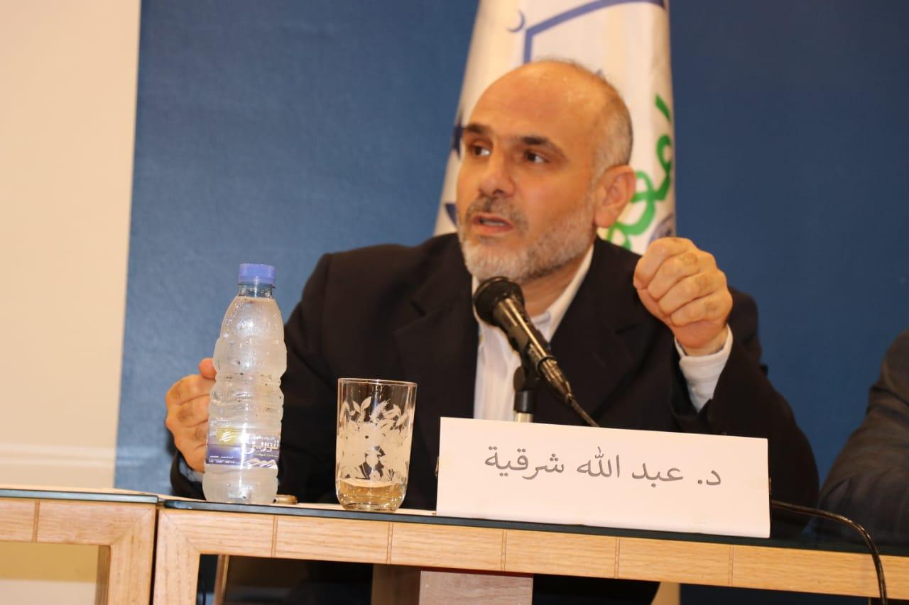 جامعة طرابلس تنظم الملتقى البحثي الأول في العقائد و الأديان (3/5)