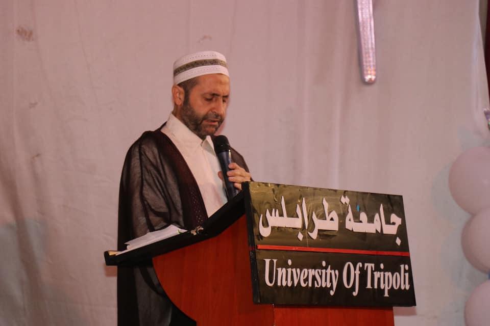 جامعة طرابلس تختتم البرنامج الصيفي لتدريس اللغة العربية للناطقين بغيرها (3/10)