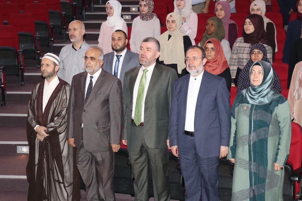 جامعة طرابلس تختتم البرنامج الصيفي لتدريس اللغة العربية للناطقين بغيرها (4/10)