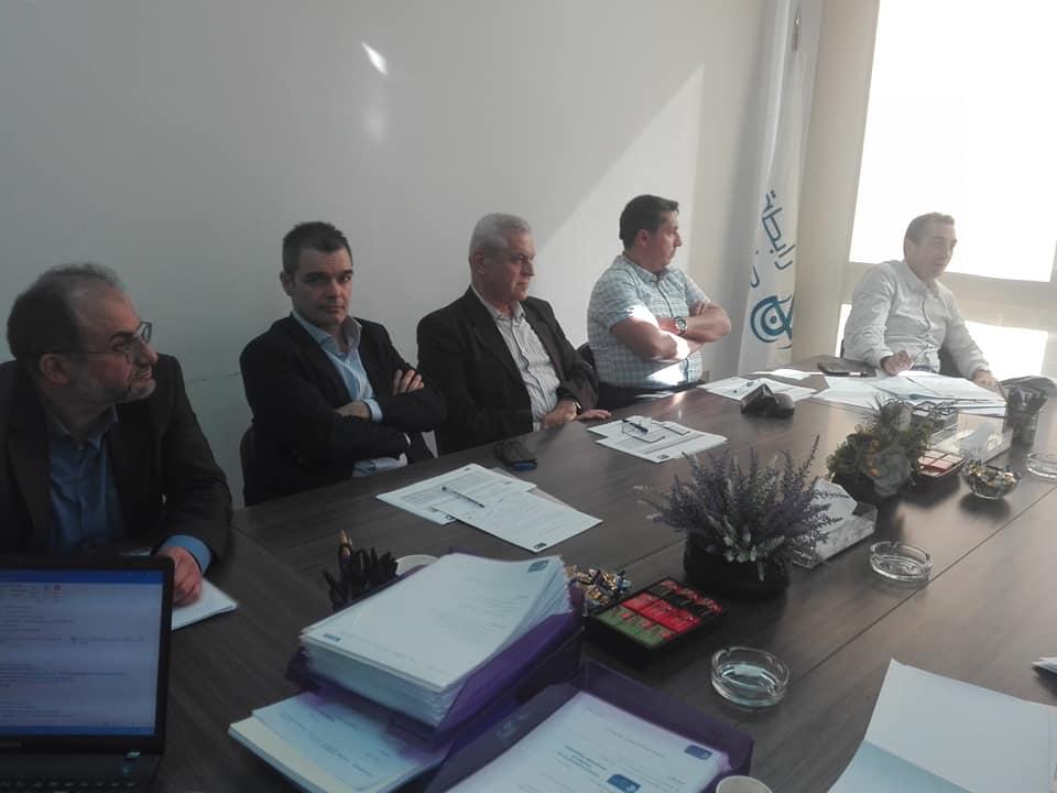 عميد كلية إدارة الأعمال في جامعة طرابلس أ.د.عمار يكن مشاركاً في اجتماع لجنة ضمان الجودة في رابطة جامعات لبنان (2/2)