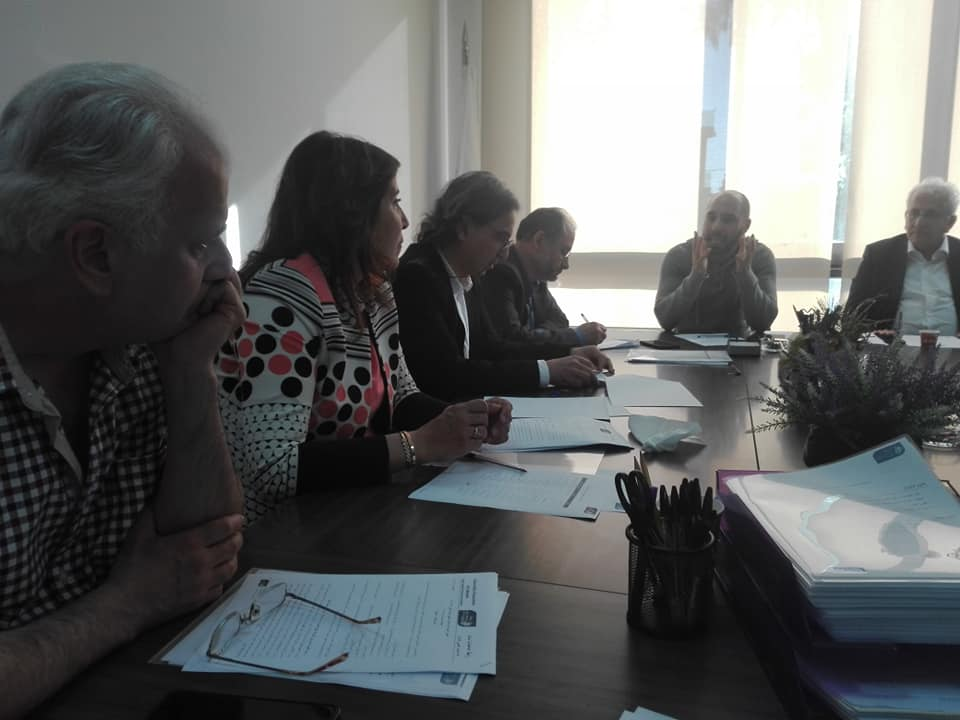 عميد كلية إدارة الأعمال في جامعة طرابلس أ.د.عمار يكن مشاركاً في اجتماع لجنة البحث العلمي المشترك في رابطة جامعات لبنان (2/2)
