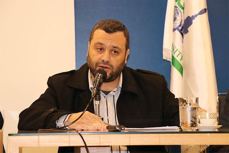 ندوة في جامعة طرابلس  بمناسبة اليوم العالمي للغة العربية (5/6)