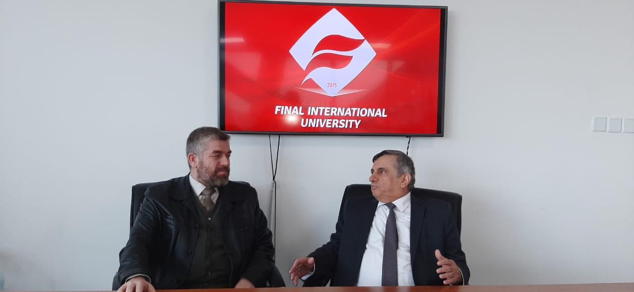 وفد من جامعة طرابلس يزور  قبرص ويجري سلسلة لقاءات علمية (3/5)