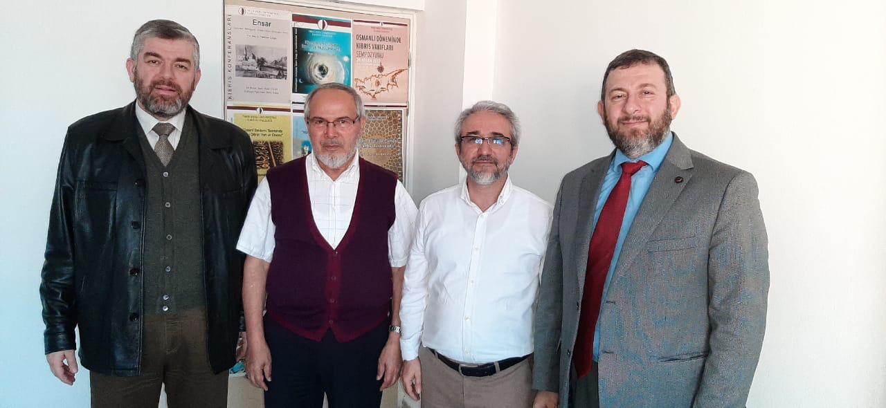 وفد من جامعة طرابلس يزور  قبرص ويجري سلسلة لقاءات علمية (4/5)