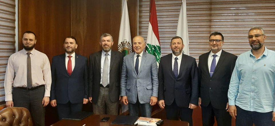 دبوسي: شراكة غرفة وجامعة طرابلس تساهم في تعزيز قوة المدينة (3/3)