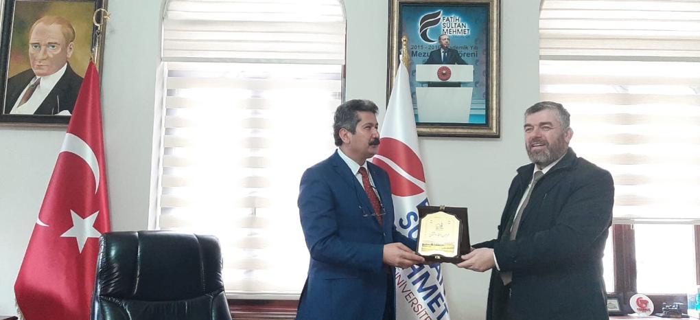 وفد من جامعة طرابلس بزيارة أكاديمية وعلمية إلى تركيا  (1/5)