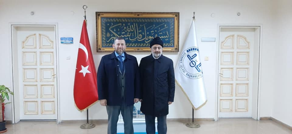 وفد من جامعة طرابلس بزيارة أكاديمية وعلمية إلى تركيا  (2/5)