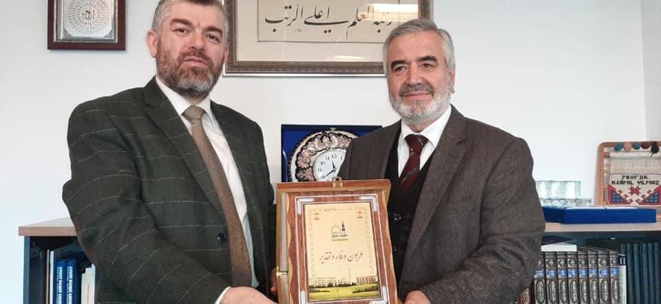 وفد من جامعة طرابلس بزيارة أكاديمية وعلمية إلى تركيا  (5/5)