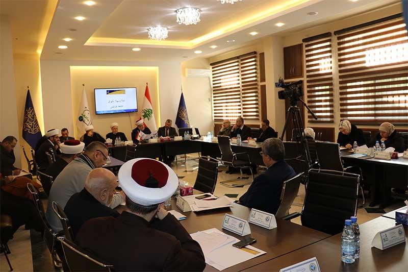 جامعة طرابلس تعقد ورشة عمل قانونية فقهية عن المستجدات التشريعية في مجال الأحوال الشخصية في لبنان (1/3)