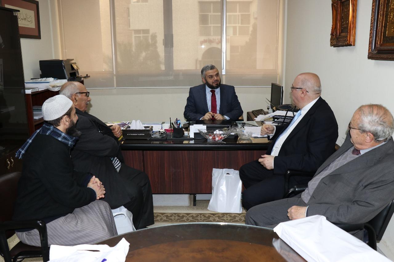 يوم علمي في جامعة طرابلس (18/20)