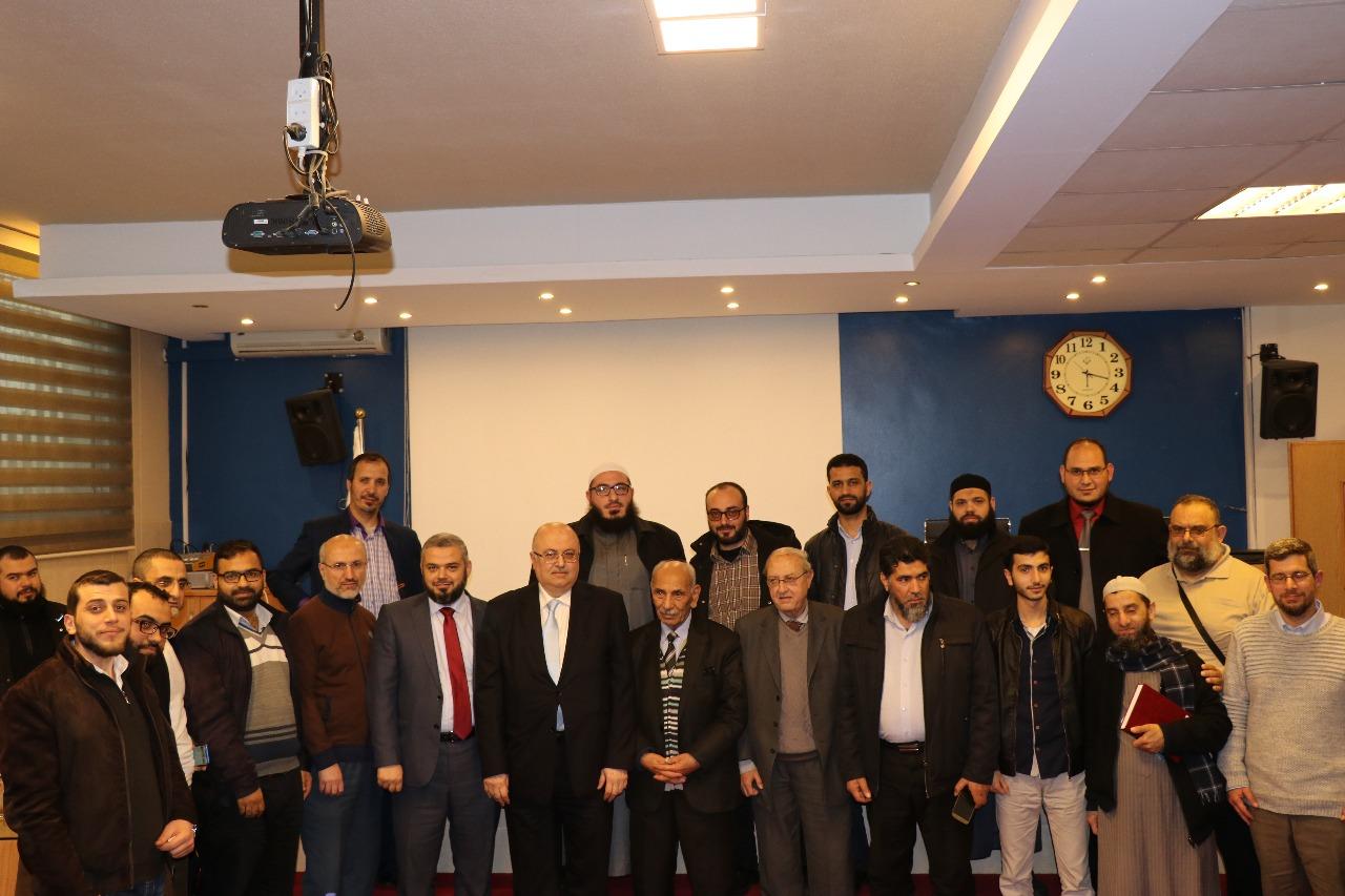 يوم علمي في جامعة طرابلس (17/20)