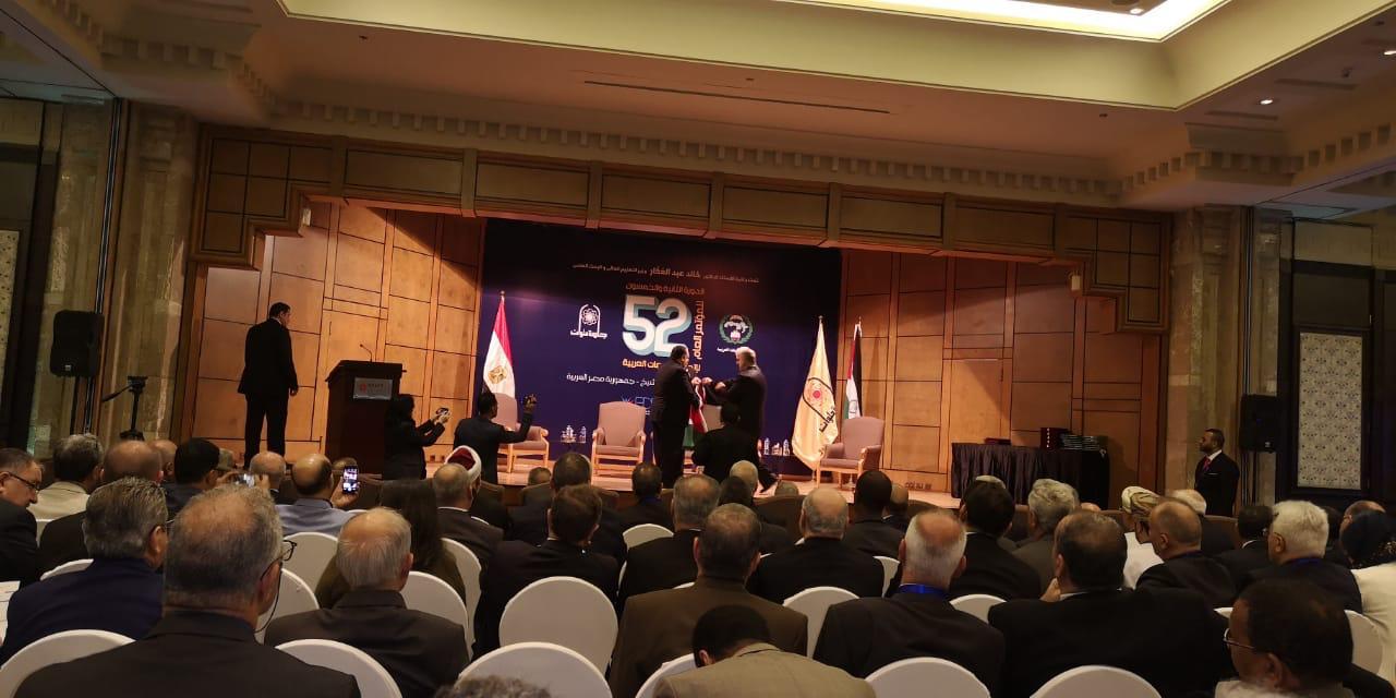 جامعة طرابلس تشارك في المؤتمر العام لاتحاد الجامعات العربية في شرم الشيخ  (2/2)