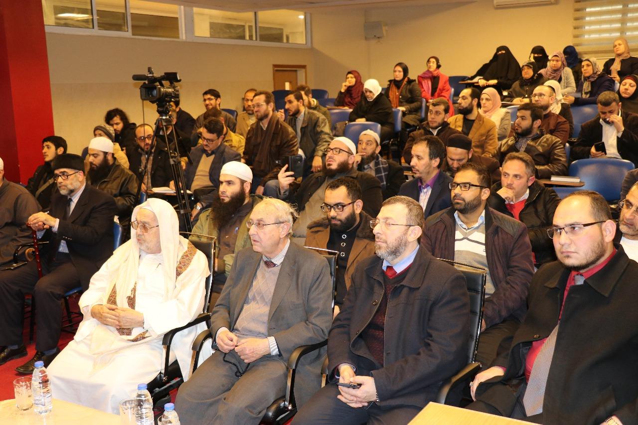 يوم علمي في جامعة طرابلس (8/20)