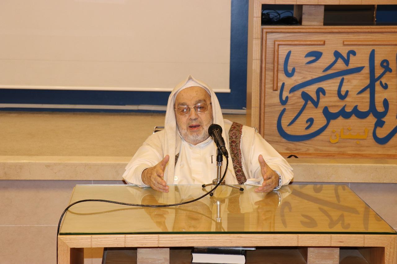يوم علمي في جامعة طرابلس (3/20)