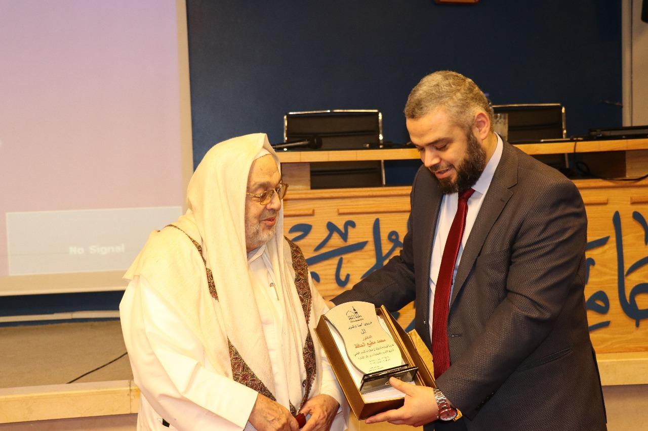 يوم علمي في جامعة طرابلس (12/20)