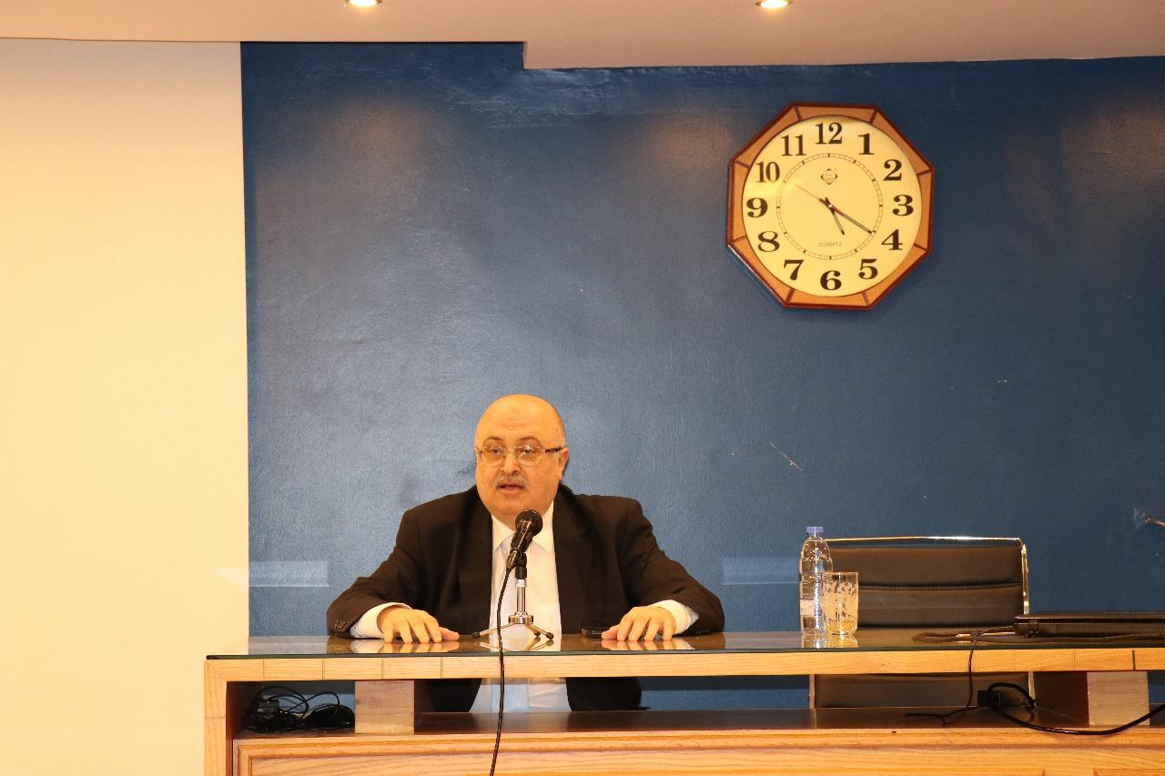 يوم علمي في جامعة طرابلس (7/20)