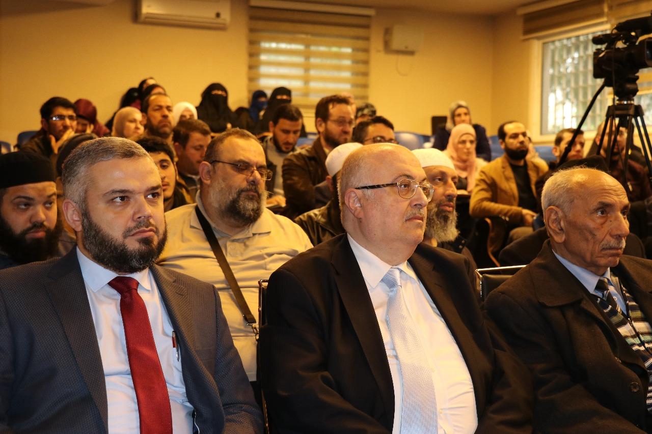 يوم علمي في جامعة طرابلس (11/20)