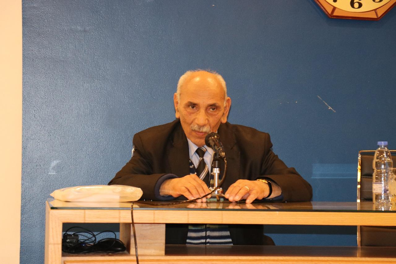 يوم علمي في جامعة طرابلس (6/20)