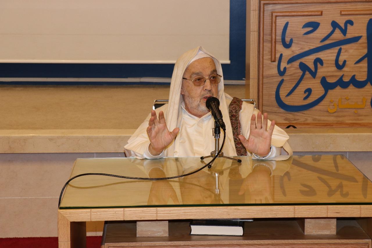 يوم علمي في جامعة طرابلس (4/20)