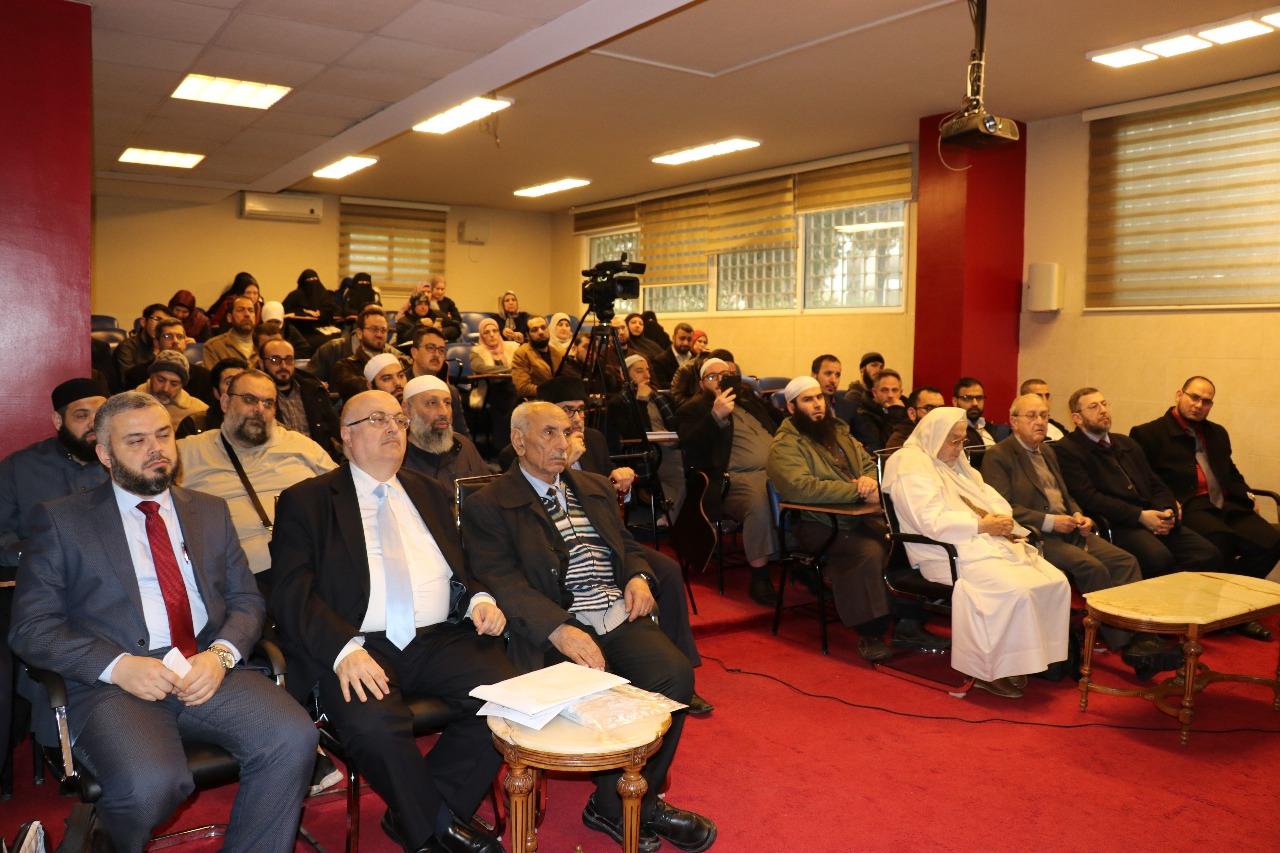 يوم علمي في جامعة طرابلس (10/20)