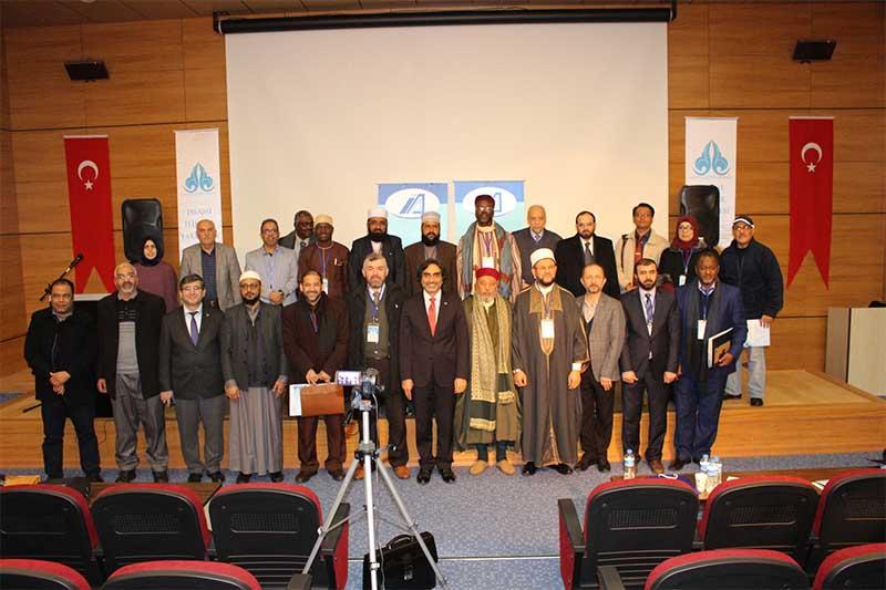 رئيس جامعة طرابلس لبنان مشاركا في المهرجان الدولي الرابع للثقافة والكتاب العربي ومسهما في تأسيس الاتحاد العالمي للجامعات في تركيا (1/4)
