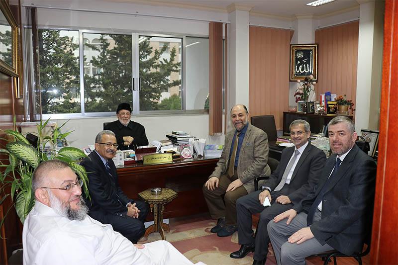 تعاون بين جامعة طرابلس ومعهد برامج التنمية الحضارية (1/3)