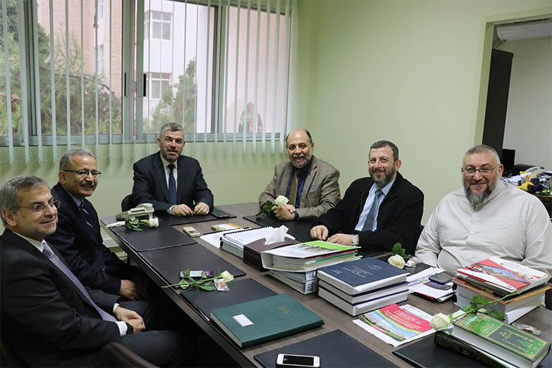 تعاون بين جامعة طرابلس ومعهد برامج التنمية الحضارية (2/3)