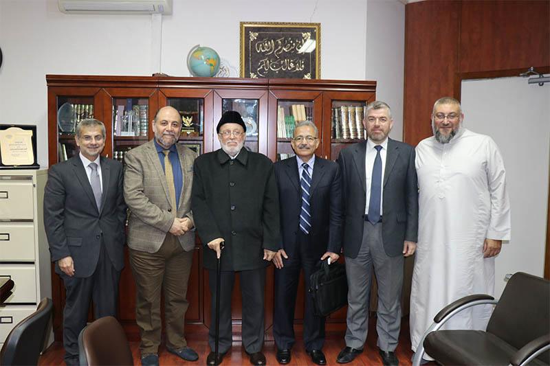 تعاون بين جامعة طرابلس ومعهد برامج التنمية الحضارية (3/3)