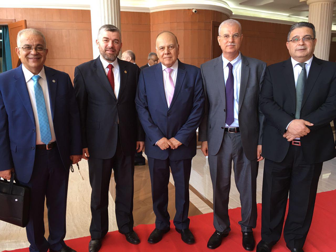 جامعة طرابلس تشارك في الدورة الحادية و الخمسين لاتحاد الجامعات العربية (1/2)