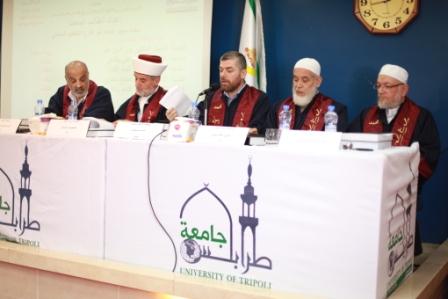 مناقشة أطروحة دكتوراه محمد مجير محمد أبو الفرج الخطيب الحسني (3/3)
