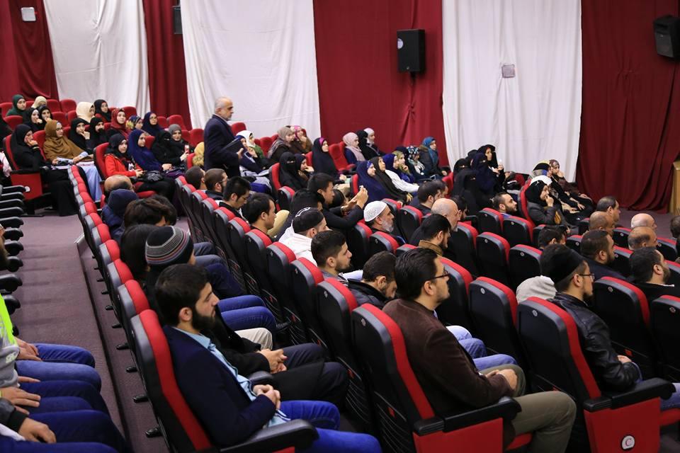 حفل التعارف السنوي في جامعة طرابلس (3/3)