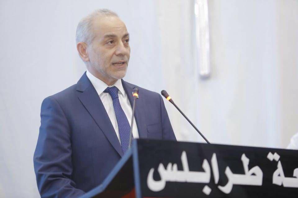 جامعة طرابلس تحتفل بتخريج الدفعة التاسعة والعشرين من طلابها (9/11)