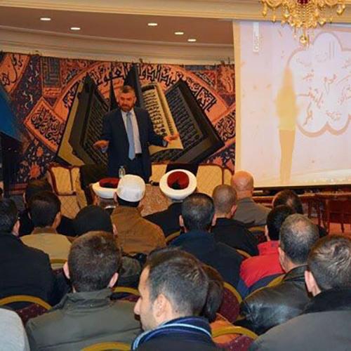 كفى تلاعبًا بالدِّين والعقل | محاضرة د. رأفت محمد رشيد الميقاتي (1/3)