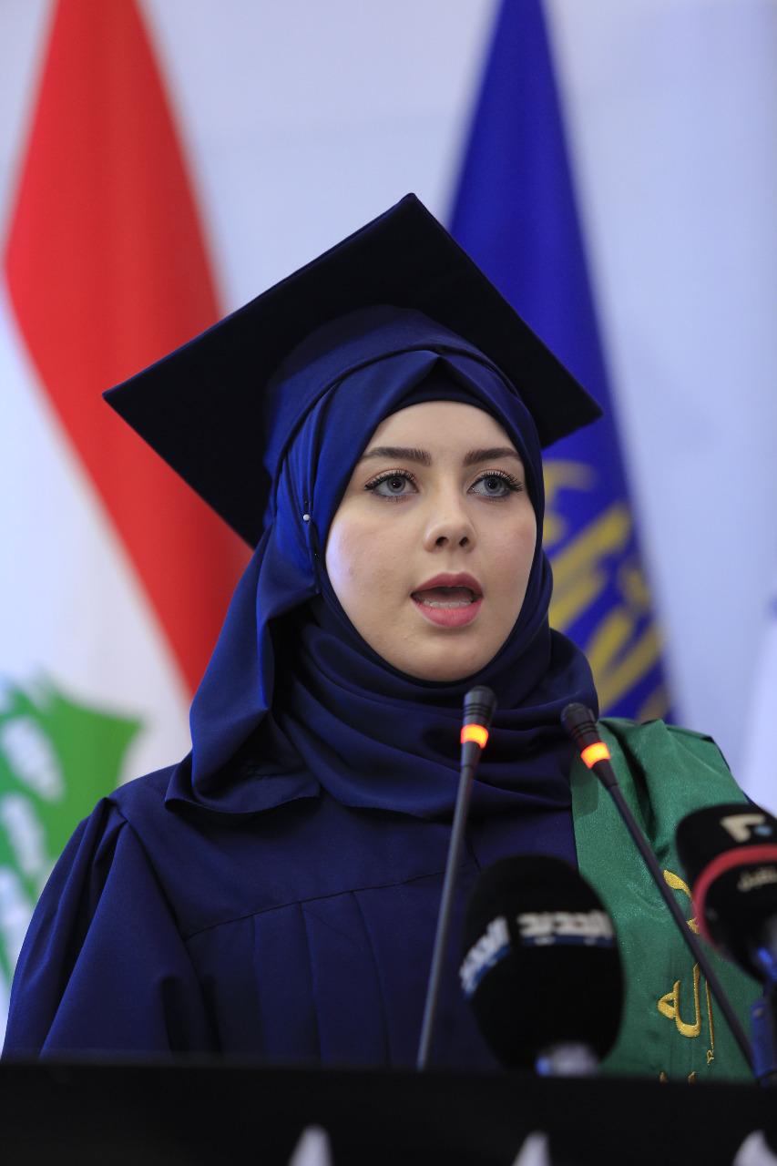 جامعة طرابلس تحتفل بتخريج طلابها (9/23)