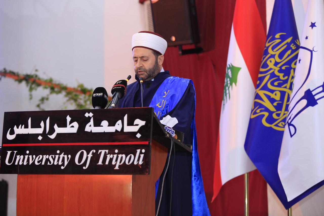 جامعة طرابلس تحتفل بتخريج طلابها (3/23)