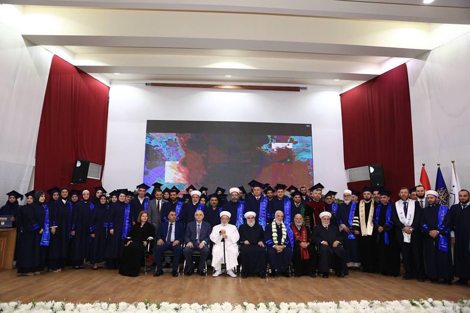 جامعة طرابلس تحتفل بتخريج طلابها (15/23)