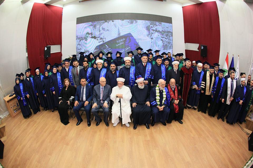 جامعة طرابلس تحتفل بتخريج طلابها (16/23)