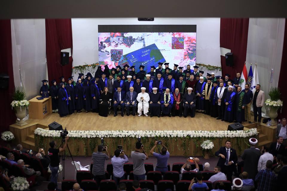 جامعة طرابلس تحتفل بتخريج طلابها (19/23)