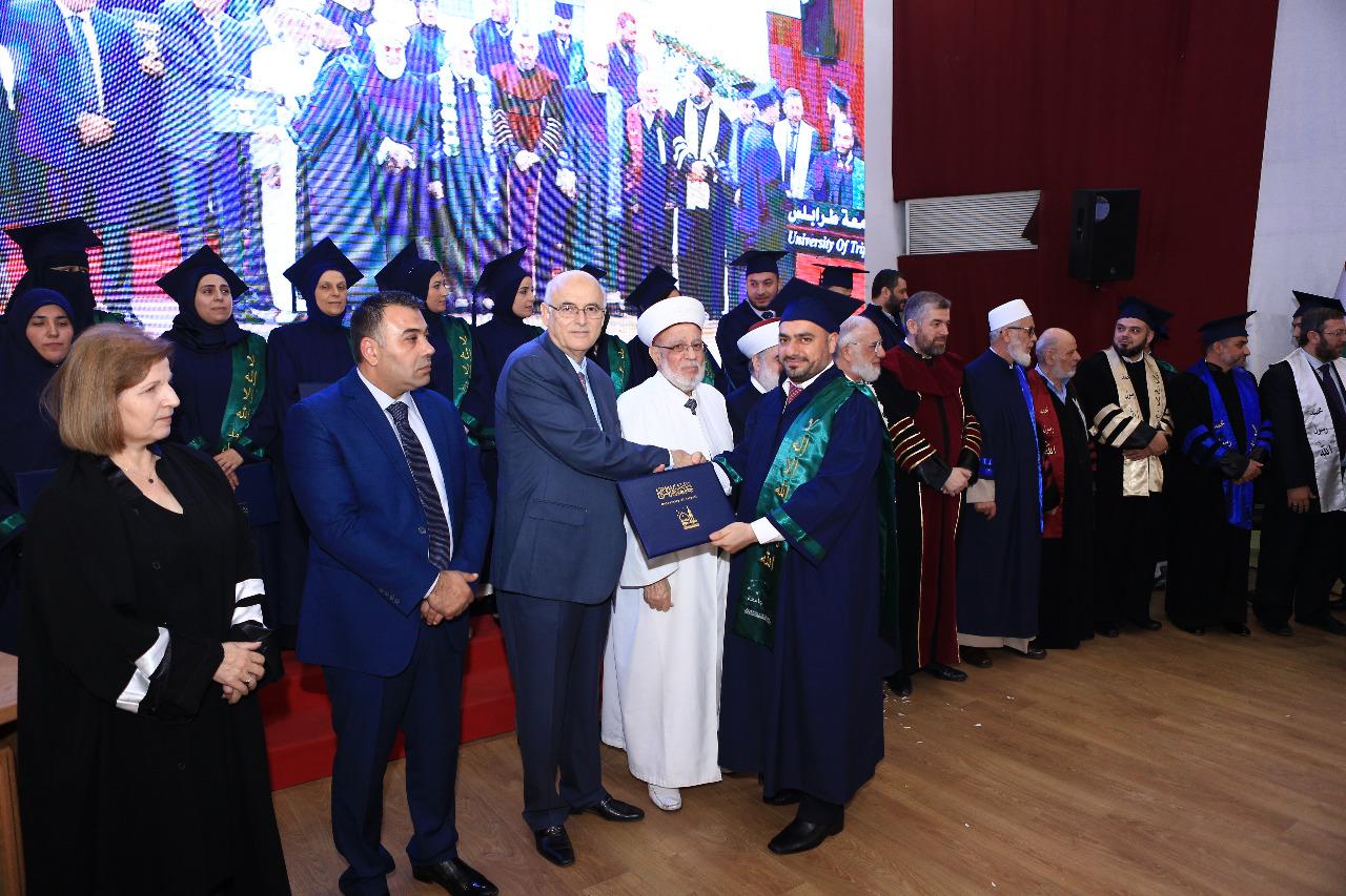 جامعة طرابلس تحتفل بتخريج طلابها (23/23)