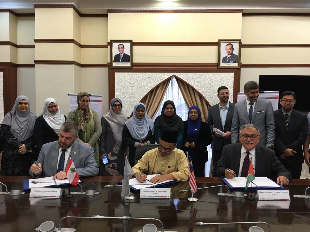 جامعة طرابلس تشارك في المؤتمر الدولي العربي الآسياني الثالث في ماليزيا (6/8)