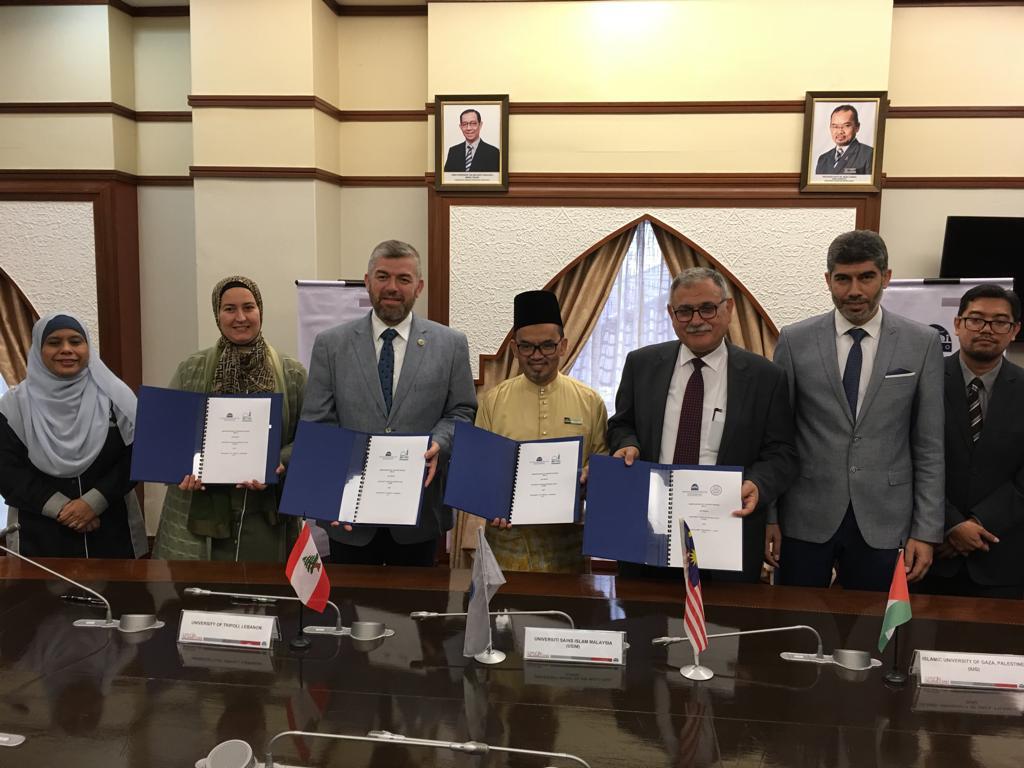 جامعة طرابلس تشارك في المؤتمر الدولي العربي الآسياني الثالث في ماليزيا (7/8)