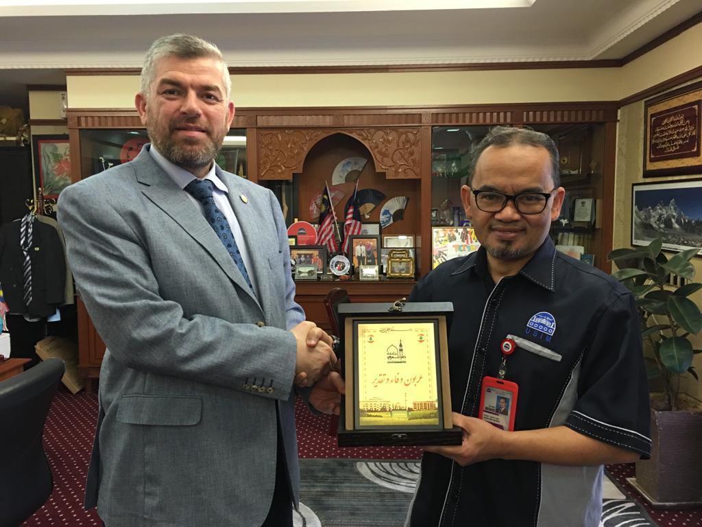 جامعة طرابلس تشارك في المؤتمر الدولي العربي الآسياني الثالث في ماليزيا (8/8)
